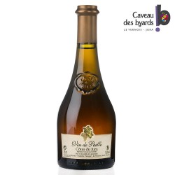 Côtes du Jura Vin de Paille 2015