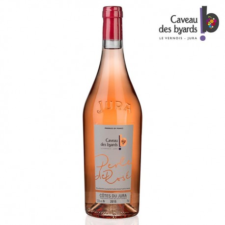 Côtes du Jura Perle de Rosé 2016