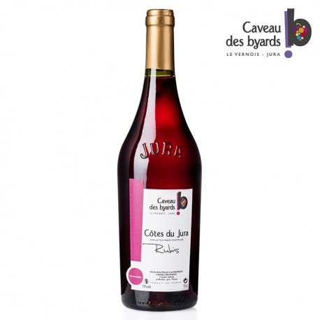Côtes du Jura Rubis 2017