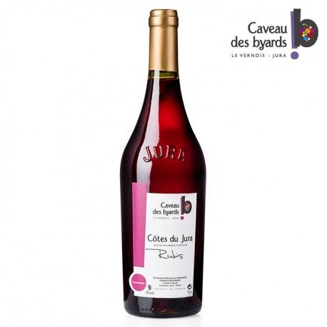 Côtes du Jura Rubis 2020